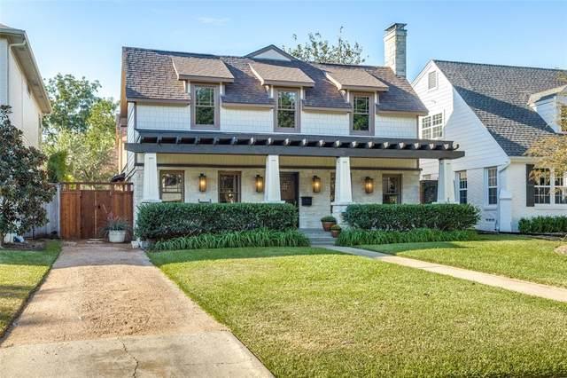 2905 Westminster Avenue, University Park, TX 75205 (MLS #14675341) :: Real Estate By Design