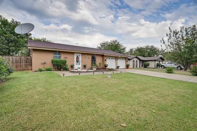 1602 Homemaker Hills Drive, Arlington, TX 76010 (MLS #14675343) :: Real Estate By Design