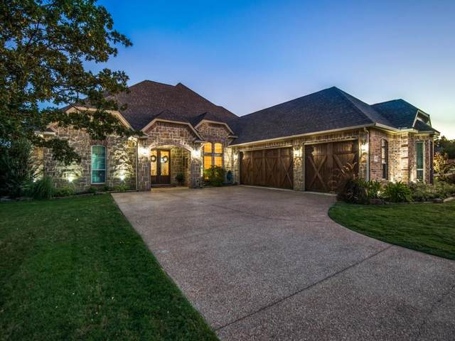 9 Di Lago Park Place Drive, Shady Shores, TX 76208 (MLS #14675351) :: The Good Home Team