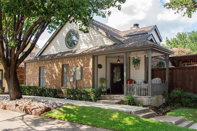 18175 Whispering Gables Lane, Dallas, TX 75287 (MLS #14675353) :: Real Estate By Design