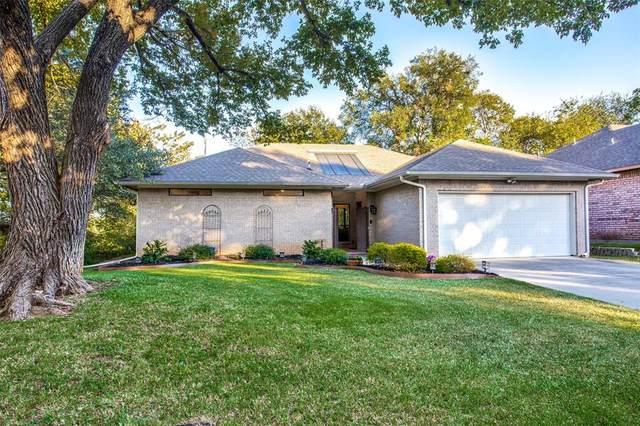 613 Willow Ridge Road, Fort Worth, TX 76103 (MLS #14675359) :: Jones-Papadopoulos & Co