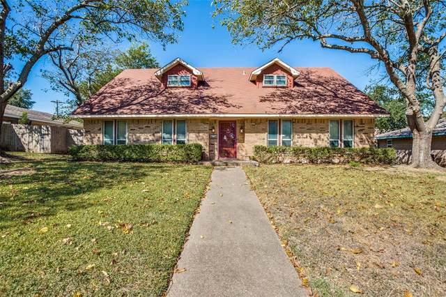 235 Brookwood Drive, Duncanville, TX 75116 (MLS #14675373) :: Real Estate By Design