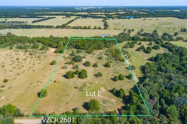 1700 Vz County Road 2601, Canton, TX 75103 (MLS #14675376) :: Frankie Arthur Real Estate