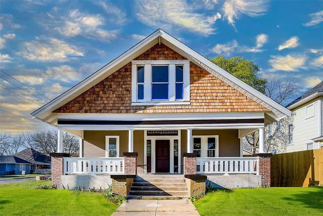 818 W Richmond Avenue, Fort Worth, TX 76110 (MLS #14675383) :: Real Estate By Design