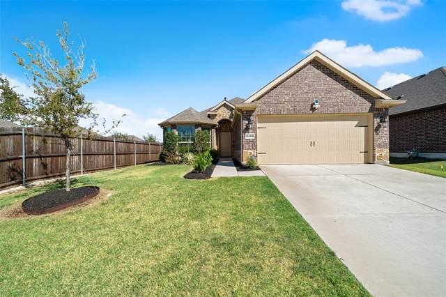 3408 Sabine Drive, Little Elm, TX 75068 (MLS #14675388) :: The Hornburg Real Estate Group