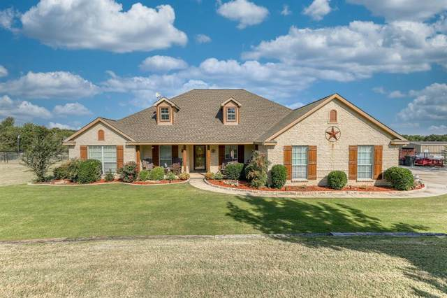 180 Cooperstown Drive, Springtown, TX 76082 (MLS #14675396) :: NewHomePrograms.com