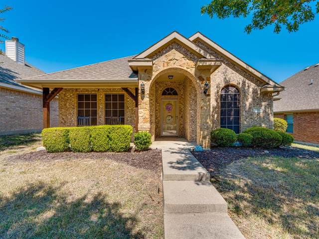 316 Village Drive, Red Oak, TX 75154 (MLS #14675397) :: 1st Choice Realty