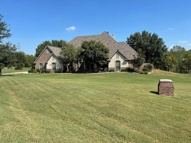 3400 Grants Landing, Fort Worth, TX 76179 (MLS #14675404) :: The Tierny Jordan Network