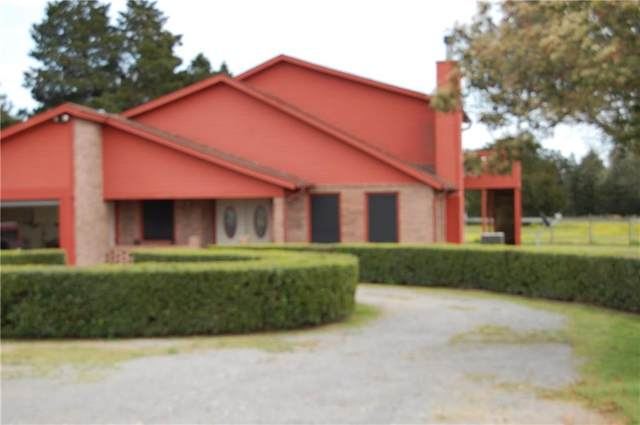 411 State Highway 75 S, Fairfield, TX 75840 (MLS #14675413) :: All Cities USA Realty