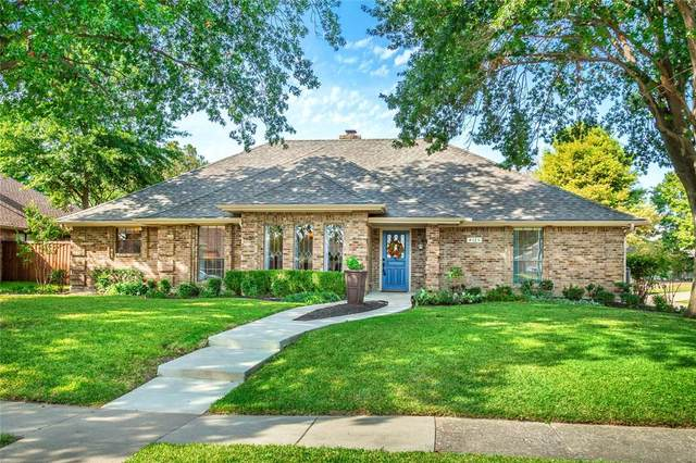 4125 Mesa Drive, Plano, TX 75074 (MLS #14675414) :: The Good Home Team