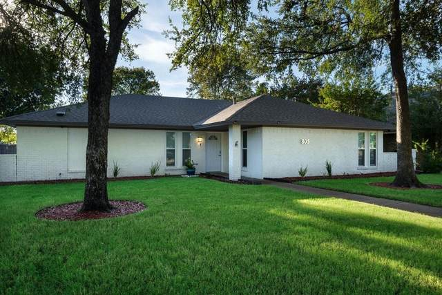805 E Concord Lane, Allen, TX 75002 (MLS #14675416) :: Frankie Arthur Real Estate
