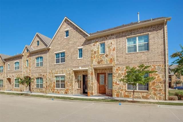 2821 Lindale Drive, Carrollton, TX 75010 (MLS #14675422) :: Trinity Premier Properties