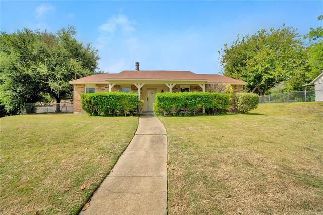522 Faye Street, Desoto, TX 75115 (MLS #14675425) :: Real Estate By Design