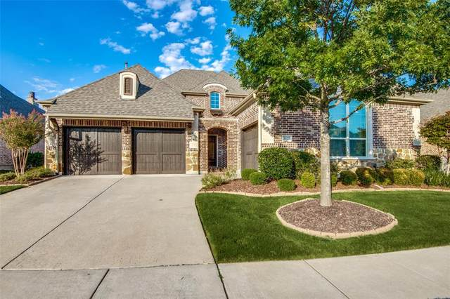 3327 Linkwood, The Colony, TX 75056 (MLS #14675427) :: Real Estate By Design