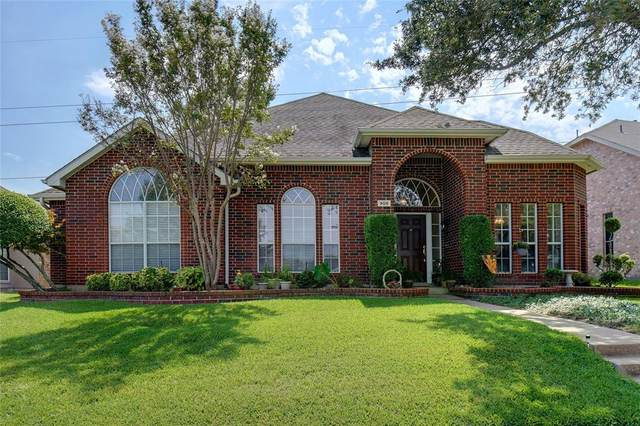 908 Sumner Drive, Mesquite, TX 75149 (MLS #14675442) :: Front Real Estate Co.