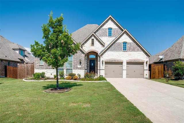 400 Trailside, Prosper, TX 75078 (MLS #14675449) :: Real Estate By Design