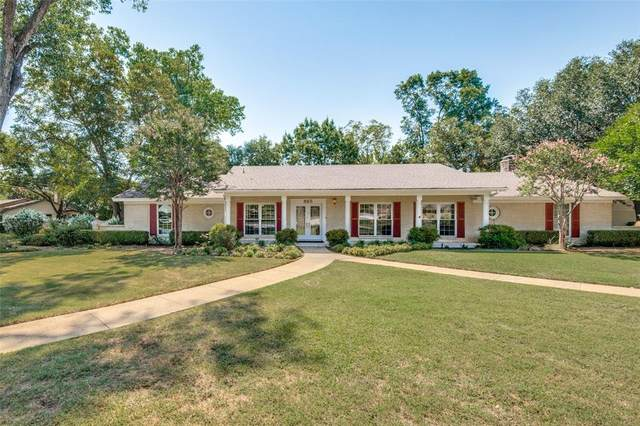 865 Wheelwood Drive, Hurst, TX 76053 (MLS #14675451) :: The Chad Smith Team