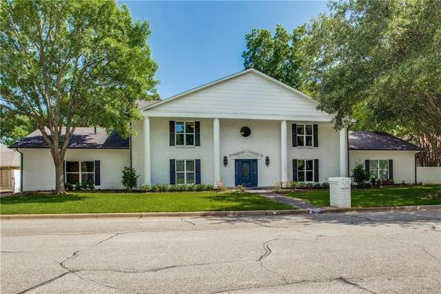 4767 Overton Woods Drive, Fort Worth, TX 76109 (MLS #14675470) :: Team Hodnett