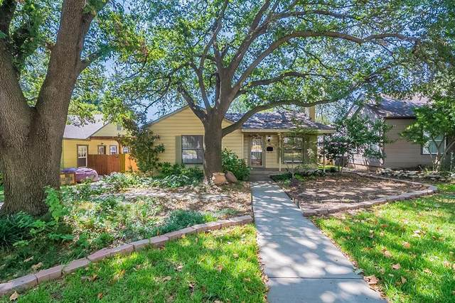 4117 Curzon Avenue, Fort Worth, TX 76107 (MLS #14675499) :: The Property Guys