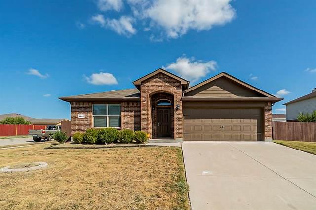 8628 Gatlinburg Drive, Fort Worth, TX 76123 (MLS #14675504) :: Real Estate By Design