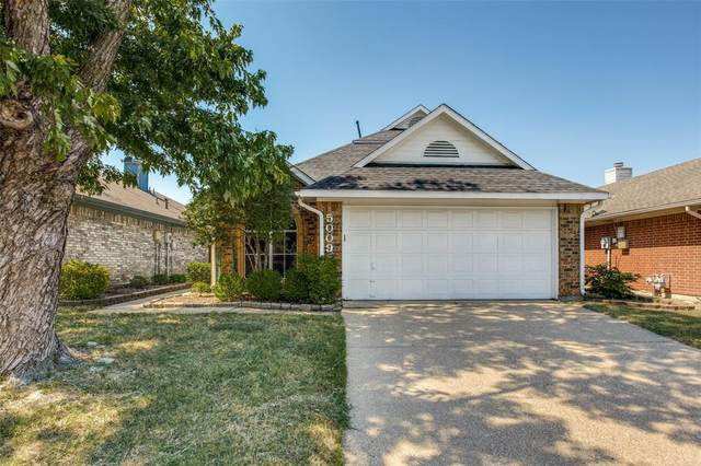 5009 Hearthcrest Drive, Garland, TX 75044 (MLS #14675505) :: Real Estate By Design