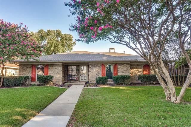 2121 Treehouse Lane, Plano, TX 75023 (MLS #14675506) :: The Good Home Team
