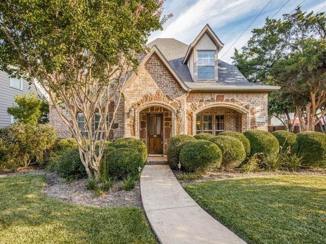 5551 Miller Avenue, Dallas, TX 75206 (MLS #14675518) :: Crawford and Company, Realtors