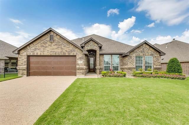 11004 Wanamaker Drive, Benbrook, TX 76126 (MLS #14675522) :: The Hornburg Real Estate Group