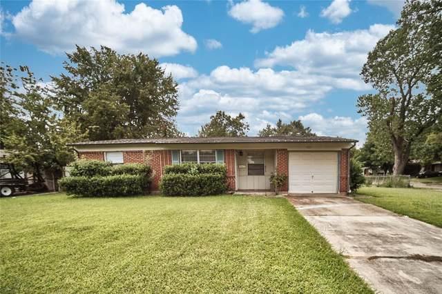 4833 Harper Drive, Mesquite, TX 75150 (MLS #14675579) :: Real Estate By Design