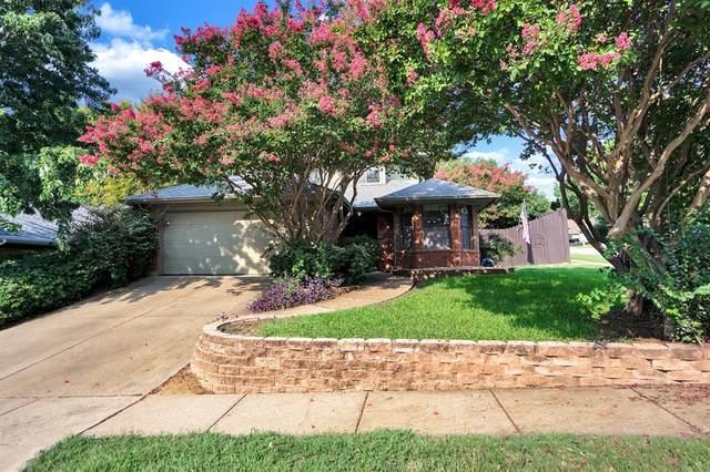 1213 Winslow Lane, Grapevine, TX 76051 (MLS #14675587) :: VIVO Realty