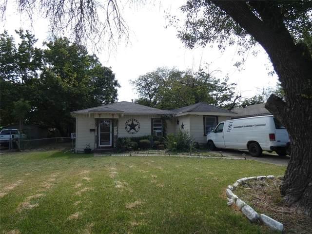 204 W Avenue F, Garland, TX 75040 (MLS #14675589) :: RE/MAX Landmark