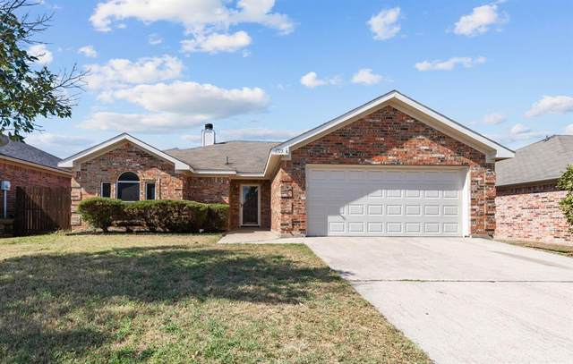 1715 Treasure Cay Drive, Mansfield, TX 76063 (MLS #14675600) :: Russell Realty Group