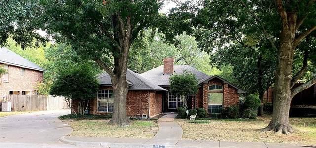 542 Renee Lane, Desoto, TX 75115 (MLS #14675615) :: Real Estate By Design