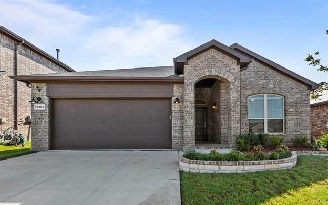 10204 Saltbrush Street, Fort Worth, TX 76177 (MLS #14675629) :: Team Hodnett