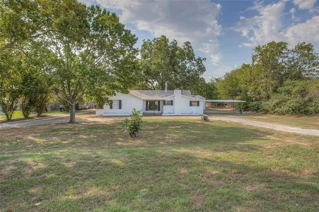1301 Old Brock Road, Weatherford, TX 76088 (MLS #14675631) :: The Russell-Rose Team