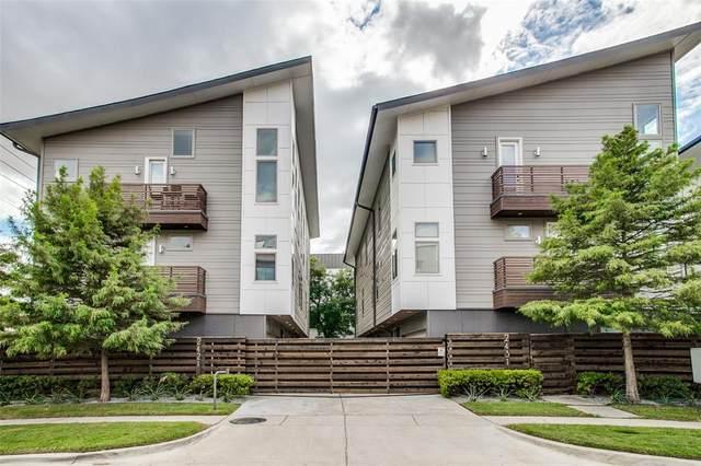 2421 N Garrett Avenue #2, Dallas, TX 75206 (MLS #14675650) :: The Good Home Team