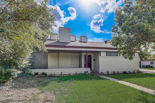 11417 Lochwood Boulevard, Dallas, TX 75218 (MLS #14675654) :: Jones-Papadopoulos & Co