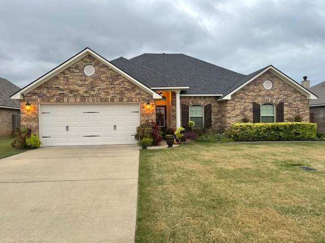 2605 Switchgrass Drive, Bossier City, LA 71111 (MLS #14675658) :: The Russell-Rose Team