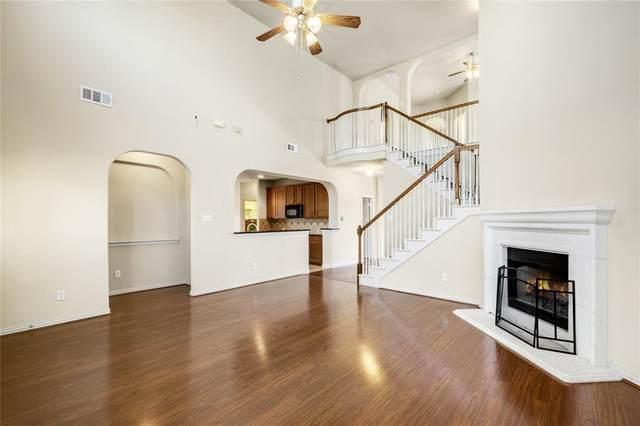 4016 Volk Court, Fort Worth, TX 76244 (MLS #14675659) :: Real Estate By Design