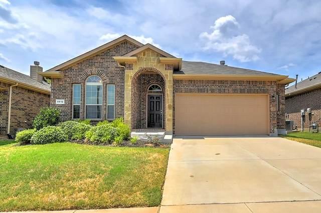 4612 Gunnison Drive, Denton, TX 76208 (MLS #14675663) :: Real Estate By Design