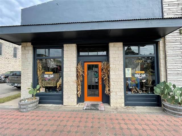 116 NE Barnard Street, Glen Rose, TX 76043 (MLS #14675665) :: Real Estate By Design