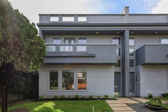 3707 Dorothy Avenue, Dallas, TX 75209 (MLS #14675681) :: Real Estate By Design