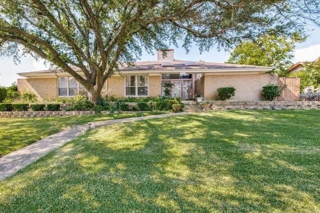 3409 Morning Star Lane, Garland, TX 75043 (MLS #14675687) :: Real Estate By Design