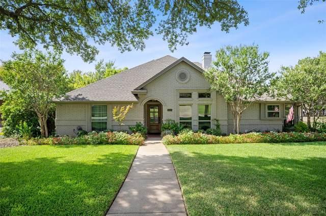 2925 Roaring Springs Road, Grapevine, TX 76051 (MLS #14675691) :: Real Estate By Design