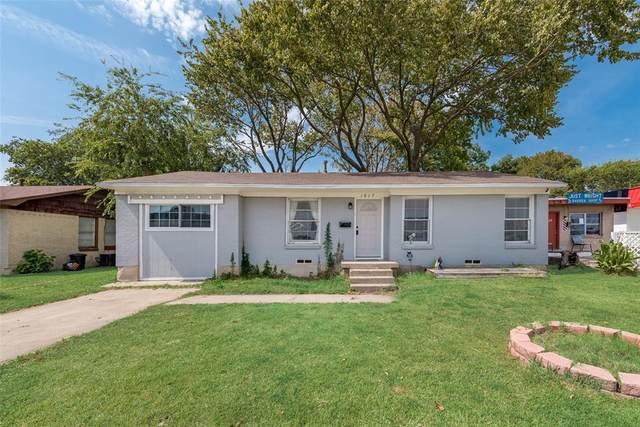 1817 Crestridge Drive, Mesquite, TX 75149 (MLS #14675727) :: Epic Direct Realty