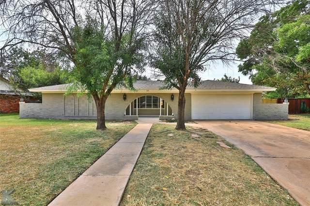55 Cobblestone Lane, Abilene, TX 79606 (MLS #14675734) :: Texas Lifestyles Group at Keller Williams Realty