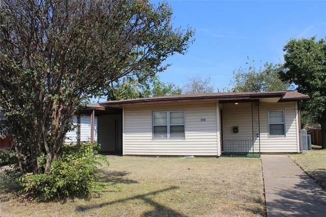 2521 W Illinois Avenue, Dallas, TX 75233 (MLS #14675735) :: Real Estate By Design
