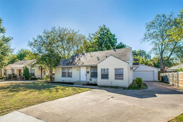 4601 Byrd Drive, River Oaks, TX 76114 (MLS #14675760) :: The Star Team | Rogers Healy and Associates
