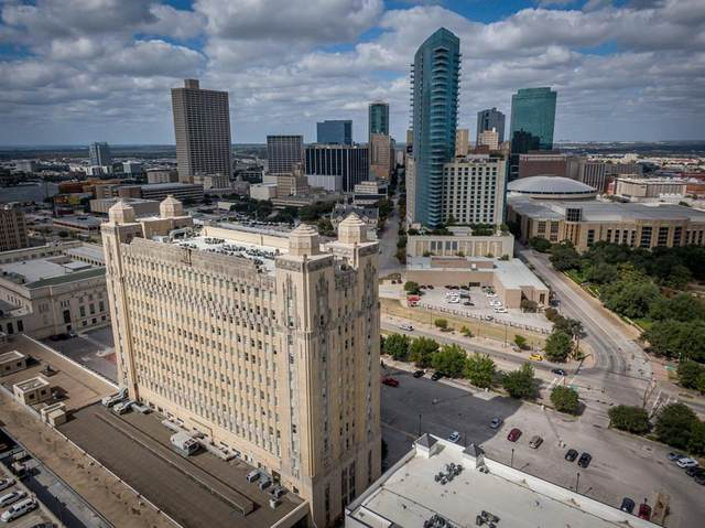 221 W Lancaster Avenue #6001, Fort Worth, TX 76102 (MLS #14675768) :: Real Estate By Design