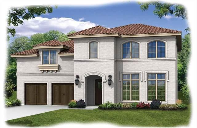 501 Point Vista Drive, Aledo, TX 76008 (MLS #14675775) :: The Russell-Rose Team